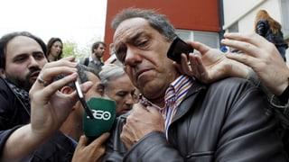 Erstmals Stichwahl um Präsidentenamt in Argentinien
