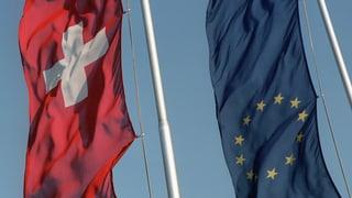 Senza bilateralas perdess la Svizra almain 460 milliardas francs