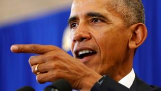 Obama: Trump soll nicht «herumjammern»