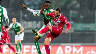 Sion lässt gegen St. Gallen wichtige Punkte liegen (Artikel enthält Video)