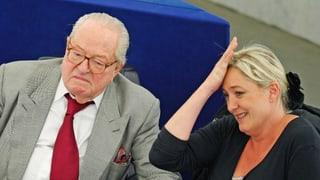 Jean-Marie Le Pen will in der Politik bleiben