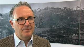 Martin Vincenz nov CEO da Grischun Vacanzas