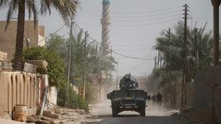 Letzte IS-Terroristen aus Falludscha vertrieben