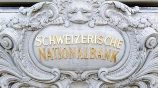 Banca naziunala fa 7,9 milliardas gudogn
