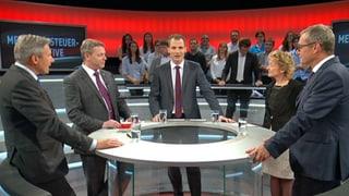 «Abstimmungs-Arena»: Werden Beizen steuerlich diskriminiert?