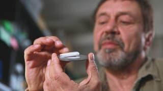 Video «Die Gefährlichen: Resistente Bakterien » abspielen