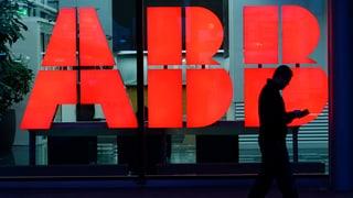 ABB Schweiz mit etwas weniger Umsatz im ersten Halbjahr