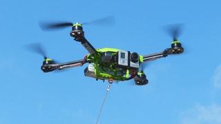 Gehören Drohnen an die Leine?