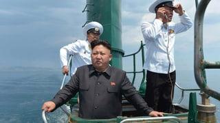 Nordkorea testet erneut – dieses Mal einen neuen Raketenantrieb