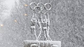 Il cumbat olimpic (Artitgel cuntegn audio)
