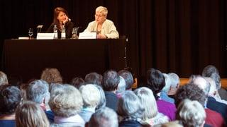 50 Schattierungen von Grau an den Solothurner Literaturtagen