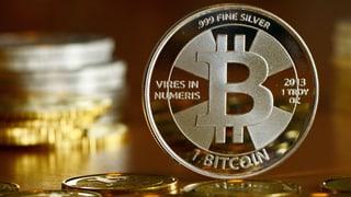 Der Bitcoin hat am Freitag innert Stunden dramatisch an Wert verloren.