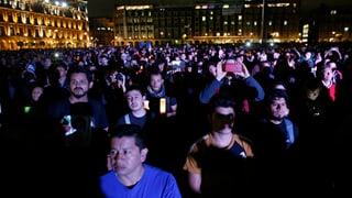 Wut wegen verschollenen mexikanischen Studenten wächst