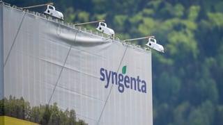 Syngenta: Americans dattan glisch verda