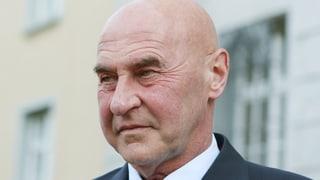 SVP verzichtet auf Nomination von Valentin Landmann