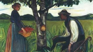 Munch und van Gogh: Zwei Seelenverwandte unter einem Dach