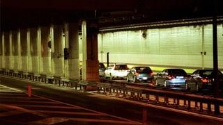 Autofahrer stirbt nach Frontal-Kollision im Gotthard-Tunnel