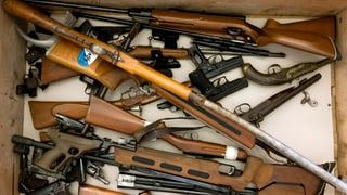 Waffen: Vernetzen statt verbieten
