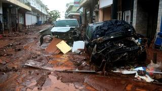 Viele Tote und Verletzte bei Überschwemmungen in Griechenland