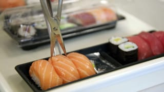 Take-away-Sushi: Ohne krankmachende Keime