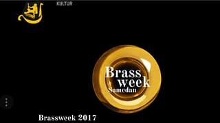Brassweek Samedan cun docents enconuschents da tut l'Europa