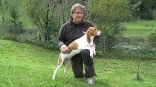 Zu Besuch beim Laufhunde-Züchter