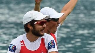 Badener Ruderer kommt an Europameisterschaft auf Platz 7