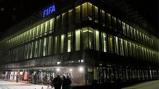 Fifa reagiert auf Wettspielskandal