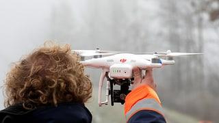 Bund will alle Drohnen registrieren