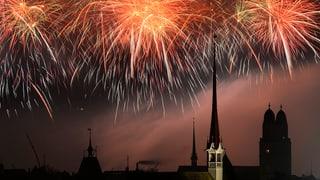 «Willkommen 2014!»: So feierte die Schweiz