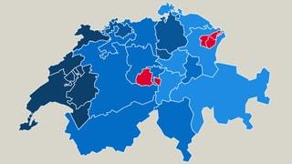 Die Schweiz liberalisiert die Fortpflanzungsmedizin
