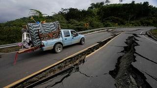 Ecuador: Passa 320 persunas sparidas