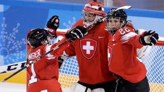 Hockey: Segunda victoria per las dunnas svizras