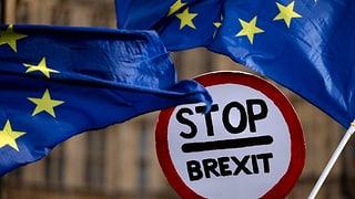Die EU im Nervenkrieg mit Grossbritannien