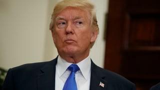 Trump droht eine Bundesklage