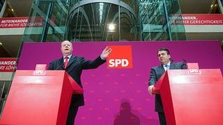 SPD macht sich links