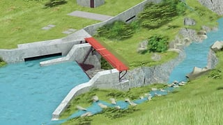 Gemeindewerke Erstfeld steigen bei Wasserkraftprojekt Alpbach aus