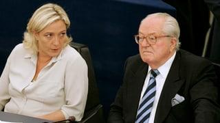 Der Hauskrach der Le Pens