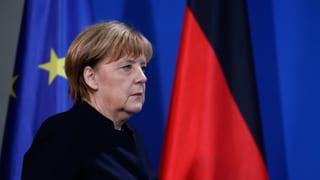 Fiera da Nadal a Berlin: Merkel è schoccada