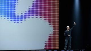 Apple poliert seine Software