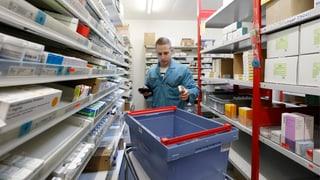 Bei fast allen Medikamenten gibt es zweitweise Lieferengpässe. Das kann für Patienten durchaus zu einem Problem werden.