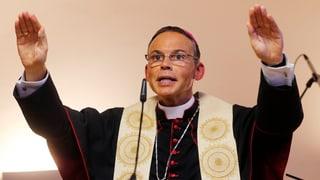 Strafbefehl gegen Bischof von Limburg