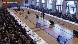 Syrien-Konferenz: Gescheitert, aber nicht nutzlos