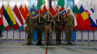 Nato beendet Kampfeinsatz in Afghanistan