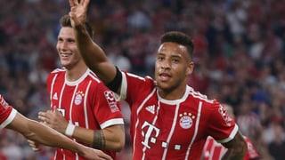 Mehmedi trifft – Bayern gewinnt