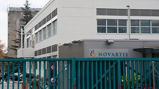 Kompromiss rettete Novartis-Standort in der Waadt