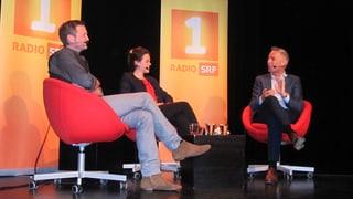 «Persönlich»: Smartphone-Opernprobe und «Kasperlitheater»