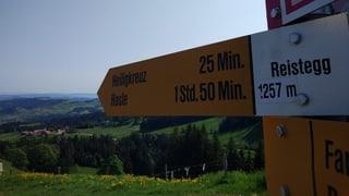 Wandervielfalt im Mittelland: Kraftorte, Seen und Gebirgsfeeling