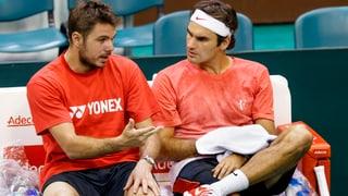 Davis Cup: Federer startet gegen Bozoljac