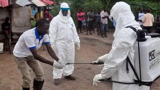 «Neue Ebola-Fälle sind besorgniserregend»